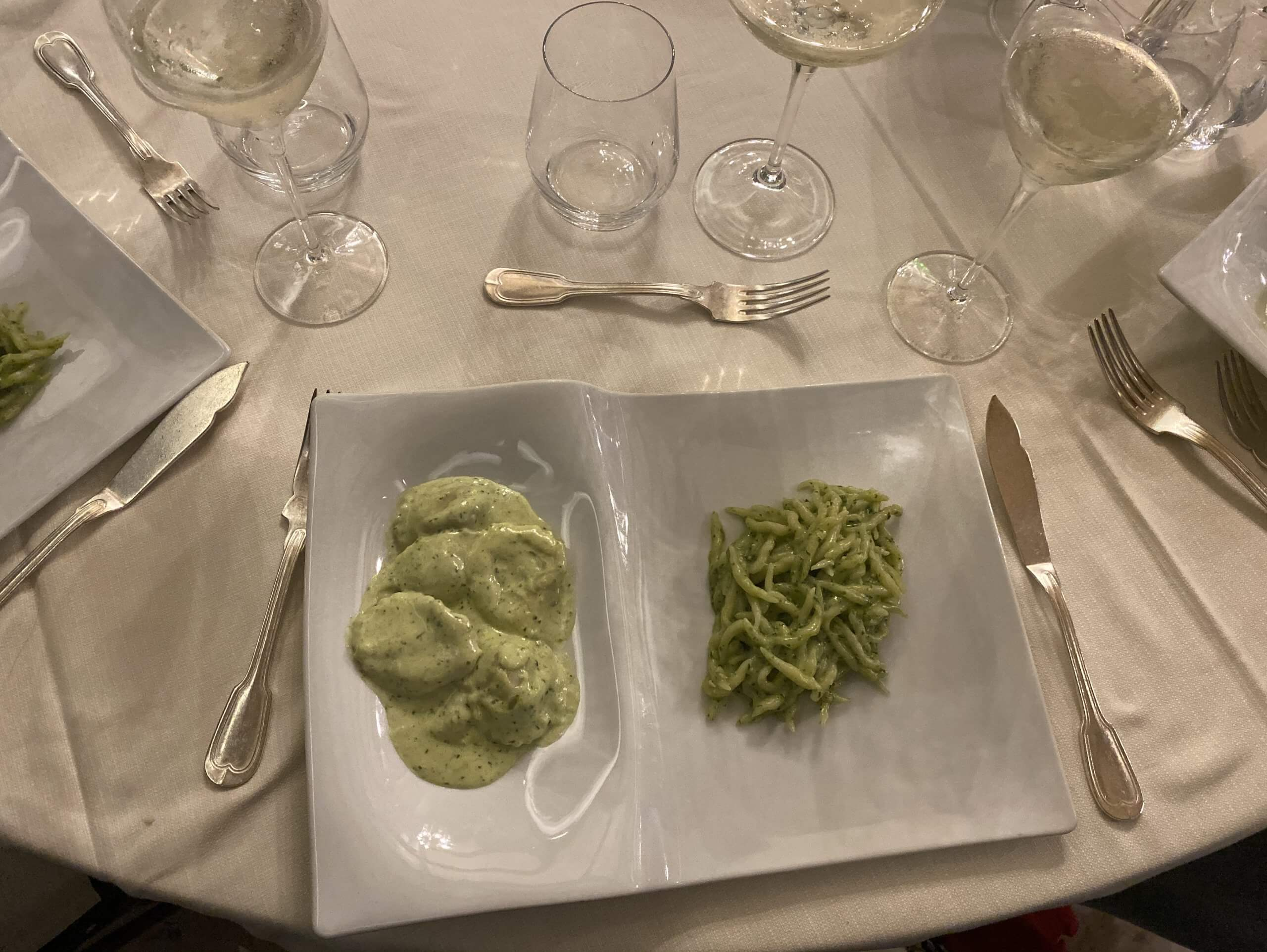 bezienswaardigheden in Genua is pesto maken